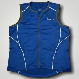 Craft Zip-Up Cycling Jersey